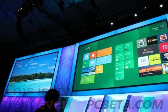 Windows 8多屏功能