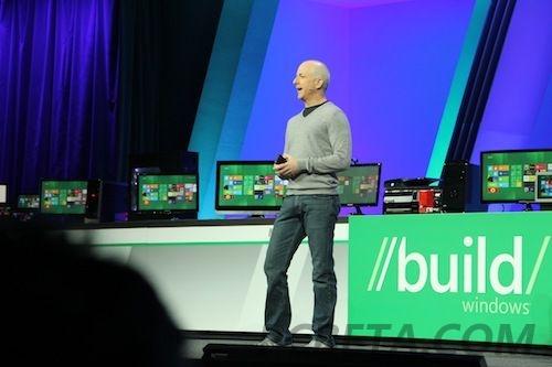 微软Windows 7部门高级副总裁史蒂文·辛诺夫斯基