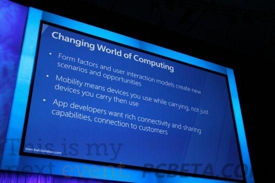 计算机世界的变化